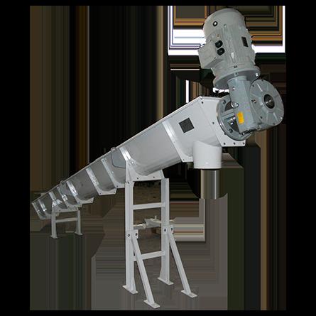 Screw Conveyors to transfer bulk materials